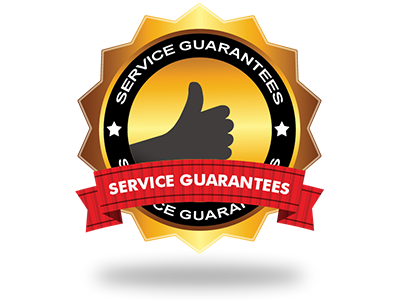 Our Service–level Guarantees
